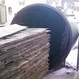 Wood drying Transylvania