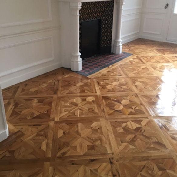 French Versailles Parquet Floors
